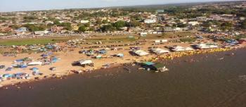 Temporada de praia agita o vale do Araguaia