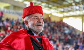 Lula avisa: depois da Eletrobras, vão vender a Petrobras e o Pré-sal