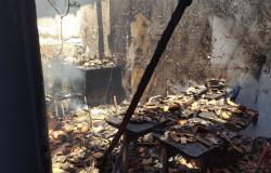 Incêndio destrói salas e parte do telhado de escola municipal em Várzea Grande (MT)