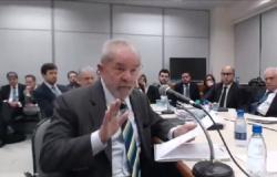 Lula enfrenta Moro em nova audiência em Curitiba