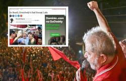 Forbes vê o que grande mídia brasileira se recusa a enxergar:Lula é a esperança do Brasil