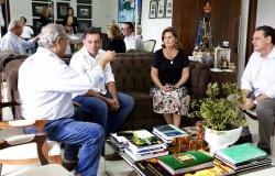 Lucimar exalta compromissos assumidos e reforça parcerias em prol de Várzea Grande