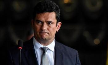 Sérgio Moro é acusado de ter mantido condutas parciais e antiéticas na Lava Jato (Foto:Nelson Almeida/AFP)