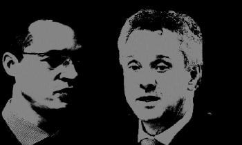 """Deltan Dallagnol e Gebran Neto do TRF4: encontros """"fortuítos"""" para vazar sentenças e tramar condenações e prisões (Fotos:Arq.Web/Reproduções)"""