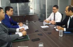 Prefeito de Cuiabá busca homologação de heliporto no novo Pronto Socorro