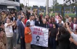Lula livre! Brasil comemora libertação do ex-presidente