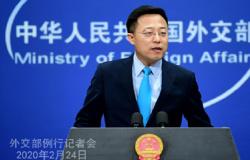 Governo Chinês suspeita que EUA infiltrou coronavirus em Wuhan