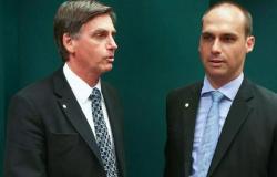 Bolsonaro está com coronavírus segundo seu filho Eduardo Bolsonaro