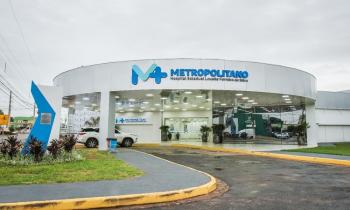 Hospital Metropolitano: ampliação da estrutura amplia capacidade de tratamento para pacientes com Covid 19 em Mato Grosso (Foto:C.Antonucci/Secom-MT)