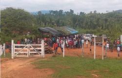 Invasores de terra indígena no pará cercam base do governo