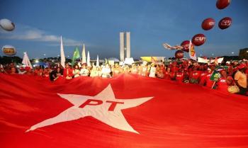 Odiado pela elite direitista, amado pelo povo trabalhador: O PT é o partido campeão de votos nas eleições de 2020 (Foto:Arq. Web)