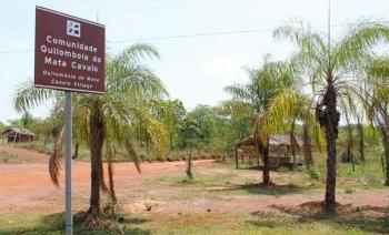 Cerca de 420 famílias moram no quilombo fundado há mais de 100 anos (Foto:Arq. Web)