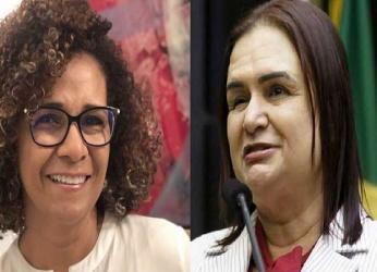 Deputada federal e vereadora eleita do PT defendem voto em Emanuel Pinheiro