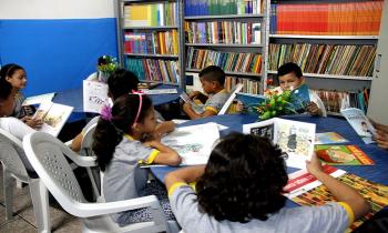 Ler sempre faz bem:A leitura desenvolve o raciocínio lógico e apura a interpretação de mundo por parte do leitor (Foto:Arq.Web)