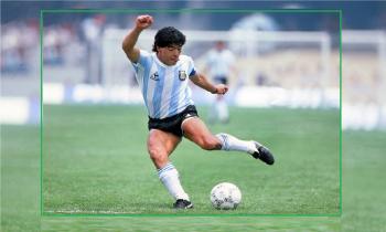 Ícone do futebol mundial, morreu nos arredores de Buenos Ayres, após sofrer desequilíbrio no sistema vascular que causou-lhe um AVC e em seguida, uma parada cardiorespiratória (Foto:Arq.Web/Reprodução)e