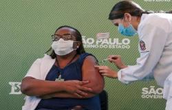 Coronavac é a primeira vacina a ser aplicada no Brasil após aprovação da Anvisa