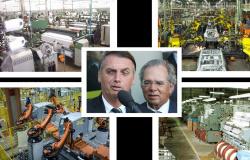 Golpe contra a Dilma e eleição de Bolsonaro enterram as indústrias do Brasil
