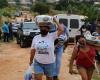 Judiciário faz ação solidária distribuindo cestas à famílias carentes