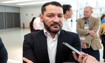 O secretário de Estado de Planejamento e Gestão, Basílio Bezerra (Foto: MidiaNews)