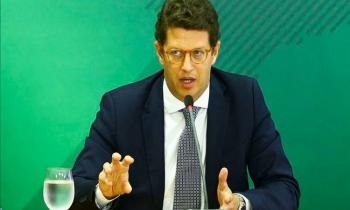 Instrução Normativa assinada no início do mês por Salles é 'tenebrosa', diz ex-presidente do Ibama (Foto: MARCELO CAMARGO/AGÊNCIA BRASIL)
