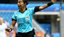 Edina Alves será única juíza de campo do Brasil na Olimpíada de Tóquio