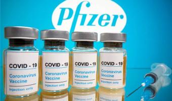 Chega amanhã ao Brasil o primeiro lote da vacina da Pfizer
