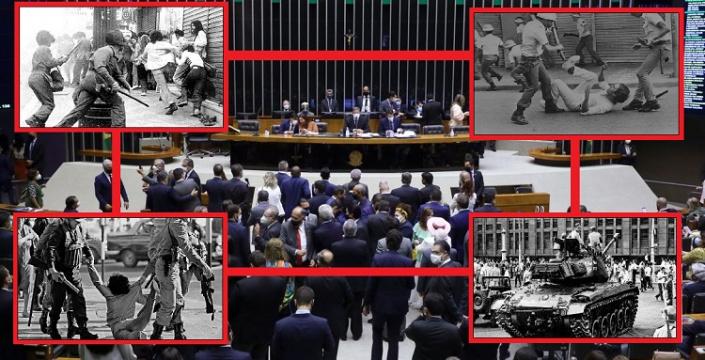 Câmara Federal remove entulho da ditadura ao revogar Lei de Segurança Nacional