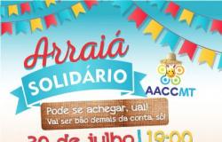 Arraia Solidario AACCMT