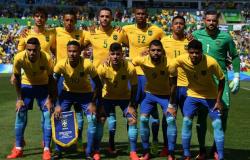 Sem ouro, futebol do Brasil é recordista na modalidade
