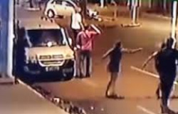 Homem assassinado em frente boate