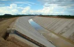 Transposição  -  Aguas em Monteiro, Paraiba - Sonho que virou realidade