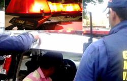Guarda Municipal prende assaltantes que faziam arrastão na Avenida da FEB