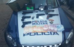 Bandido é baleado após roubo em Rondonópolis