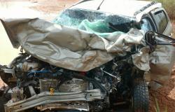 Produtor rural morre e quatro ficam feridos em acidente na MT-235