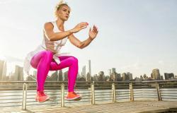 Treino de 30 minutos para acelerar o metabolismo e fortalecer