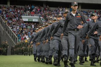 Desfile cívico da Independência do Brasil será realizado na Arena Pantana