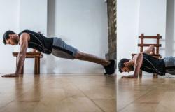 5 Ideias de Treino de Flexão em Casa