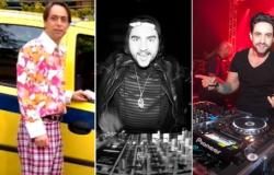 Agenda cultural tem show nacional, DJs, festival de flores e espetáculos