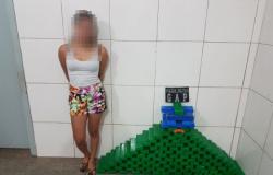 Mulher é presa com 100 kg de maconha escondidos embaixo de cama em Cuiabá