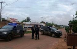 Operação do GCCO prende assaltantes de banco em MT