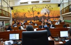 Câmara de Cuiabá aprova 13º para os vereadores; impacto será de quase R$ 1 milhão