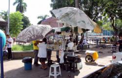 Cuiabá regula o comércio de comida de rua