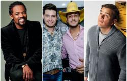 Fla-Flu, Xande e Bruno & Barreto agitam o fim de semana em Cuiabá