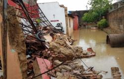 Mato Grosso tem mais de 2,3 mil pessoas morando em área de risco