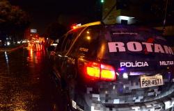 Taxista é baleado durante assalto em Cuiabá; um dos criminosos foi preso pela Rotam