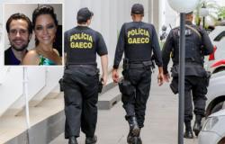 Casal preso pelo Gaeco no Alphaville será levado para presídio