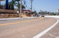 Sem iluminação, Governo libera via de acesso à Estrada da Chapada dos Guimarães