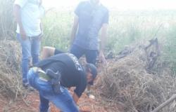 Acusado de matar e enterrar menor em lixão é preso