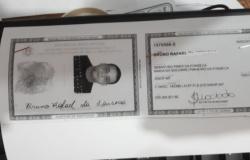 Policia Civil divulga foto de golpista do envelope vazio