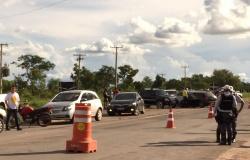Operação já resultou na detenção de 671 motoristas em Mato Grosso